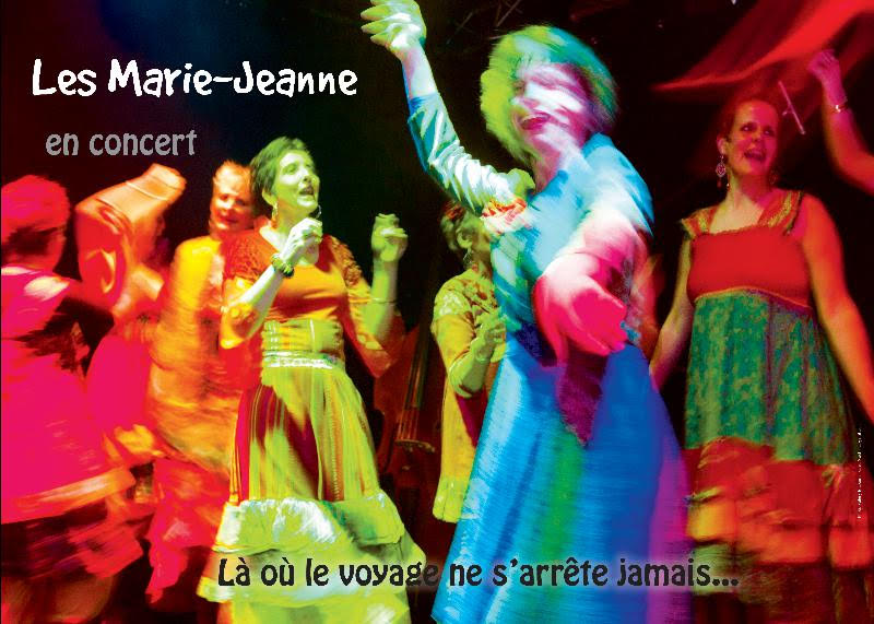 Affiche marie jeanne