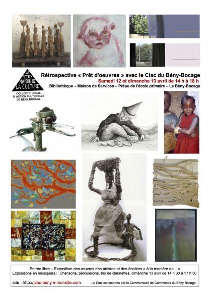 Affiche pr t d oeuvres 2014