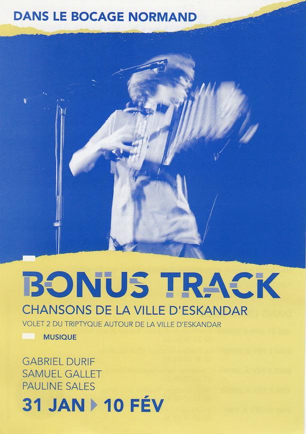 Bonus track 1